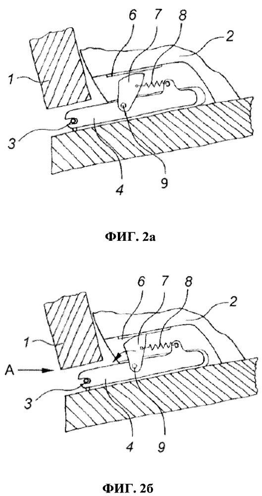 Устройство для применения в детском удерживающем кресле