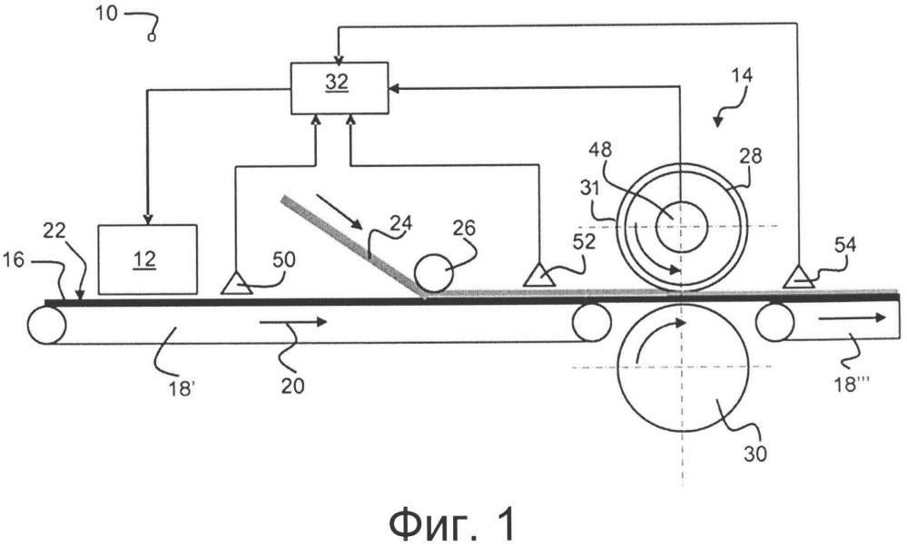 Способ изготовления поверхностного покрытия с тисненой печатной поверхностью