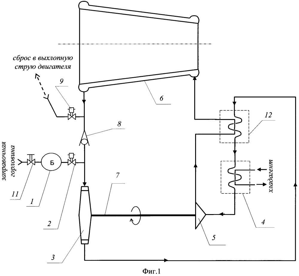 Устройство для регенеративного охлаждения сверхзвуковой части сопла жидкостного ракетного двигателя
