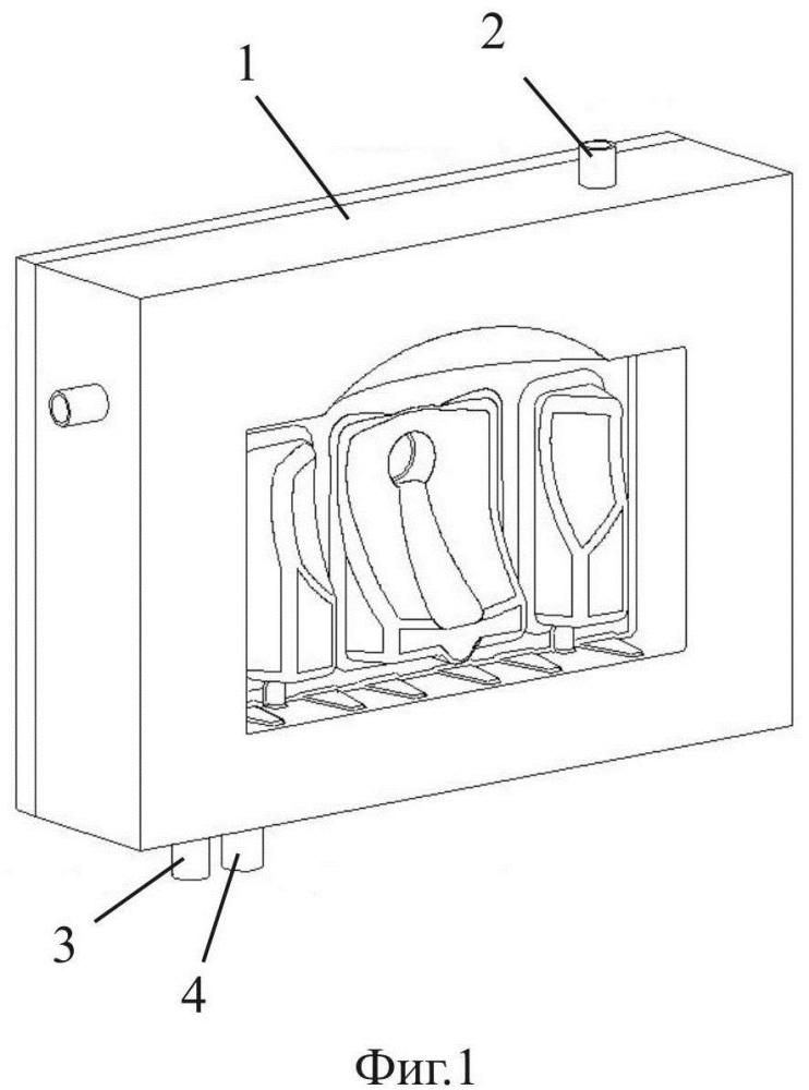 Способ очистки пластиковых форм для производства керамических изделий методом литья под давлением