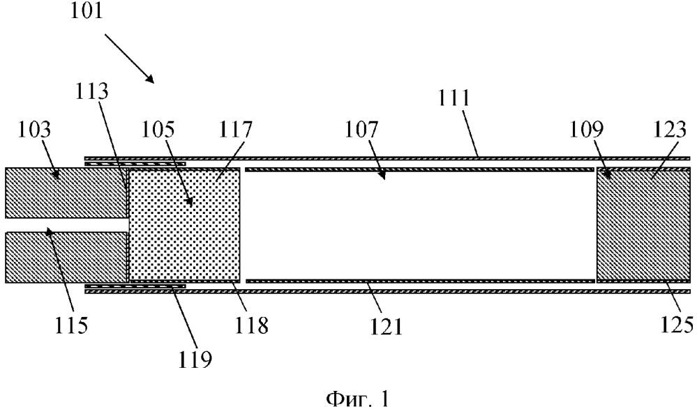 Способ нанесения теплопроводных накладок на полотно материала