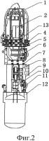 Машина для внутренней сварки труб в защитном газе