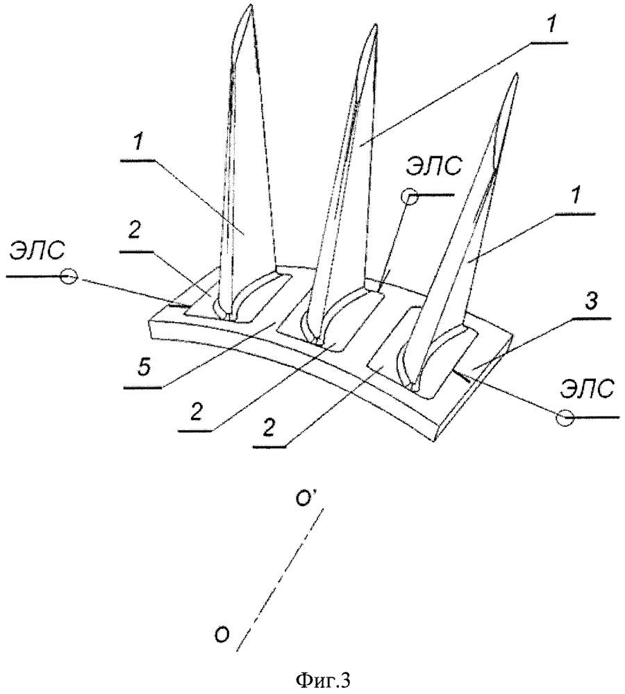 Способ изготовления моноколеса газотурбинного двигателя