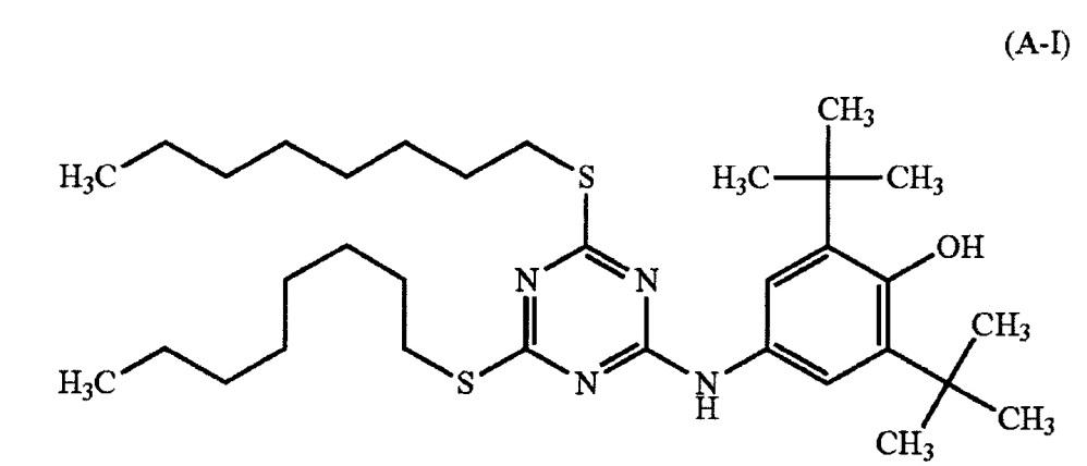Антиоксидантная композиция, применяемая для стабилизации бутадиен-стирольных блок-сополимеров