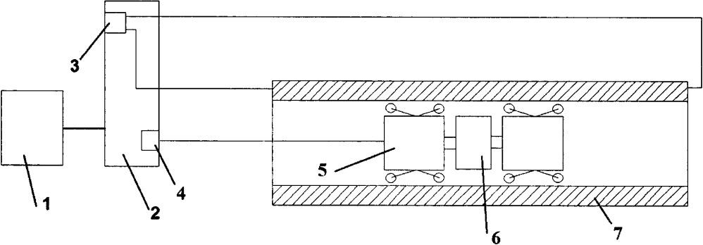 Способ контроля неравномерности толщины стенок трубопроводов