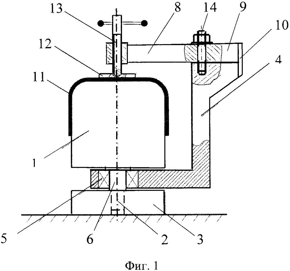 Устройство ротационной вытяжки
