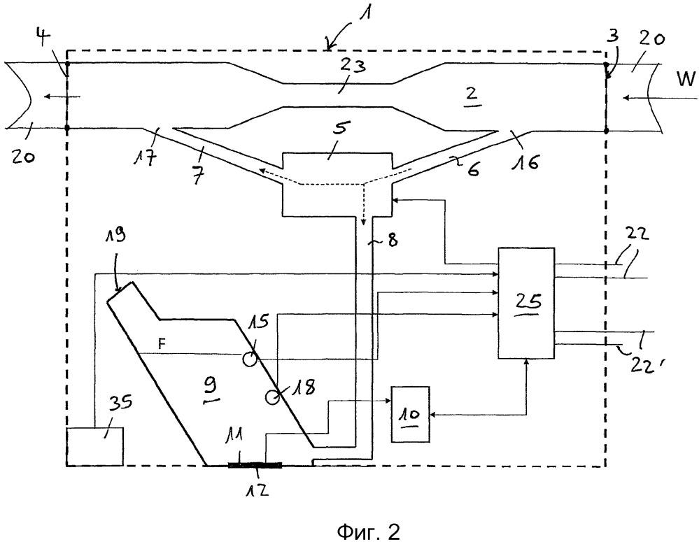 Устройство для получения капель воды для увлажнения воздуха и система увлажнения с такими устройствами