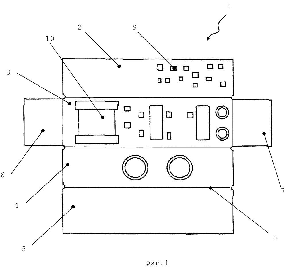 Способ изготовления трехмерного электронного модуля с высокой плотностью размещения компонентов и устройство
