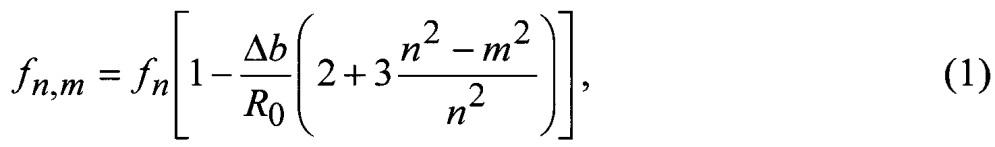 Способ измерения угловой скорости с использованием шарообразного резонатора мод шепчущей галереи