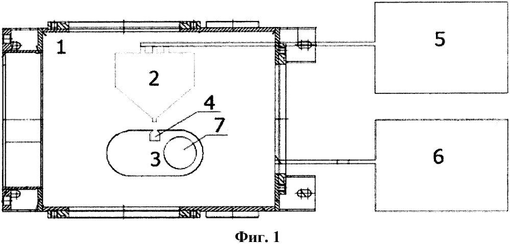 Установка рулонного типа для синтеза графена