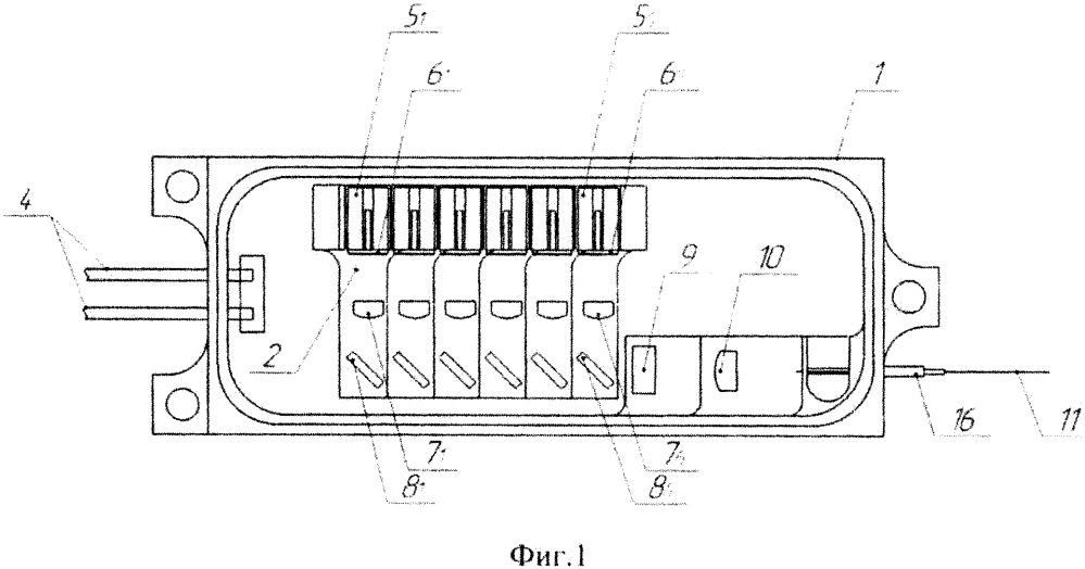Лазерный модуль и способ его изготовления