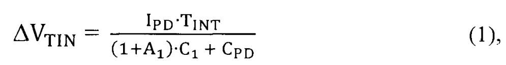 Устройство считывания сигналов с фотоприемной матрицы инфракрасного излучения (варианты)