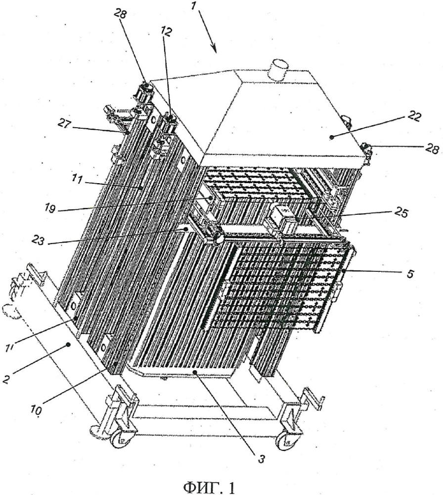 Пантографическая машина для механической обработки строительных панелей