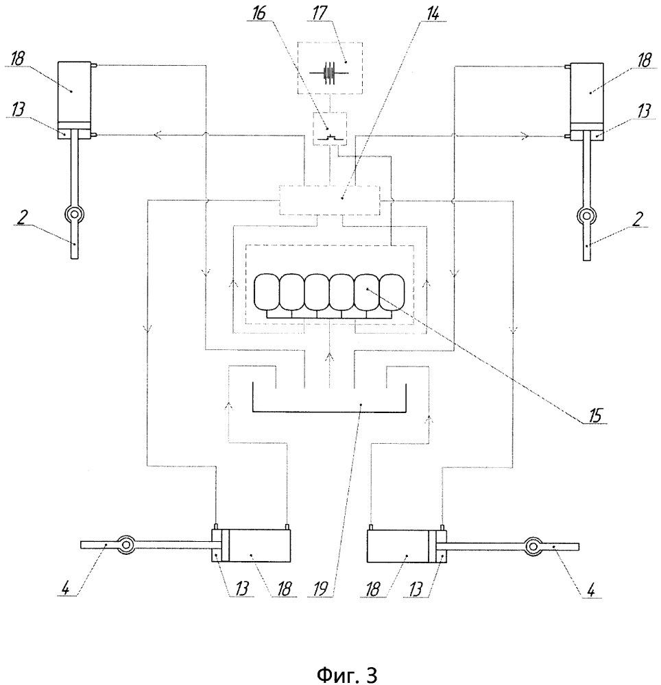Устройство для крепления кабины бульдозера