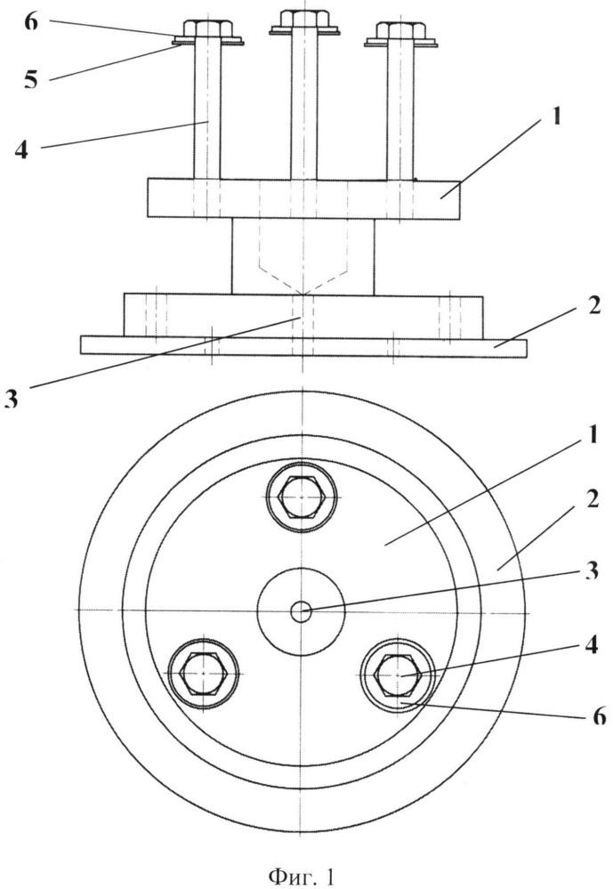 Устройство для блокировки запасного колеса автомобиля от несанкционированного съема