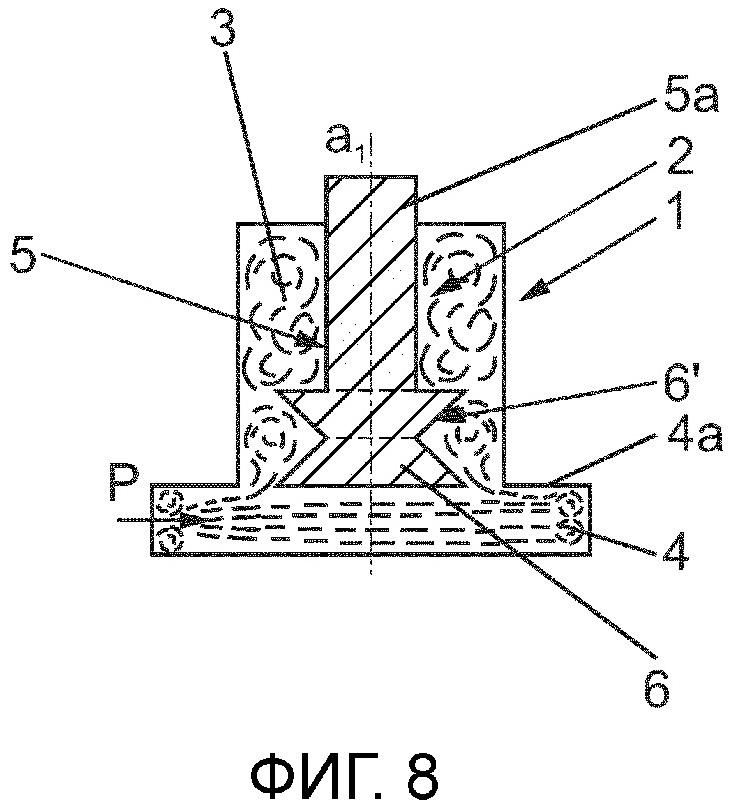Шип для пневматической шины транспортного средства и способ производства шипа