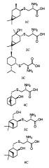 Хиральные s-монотерпенилцистеины