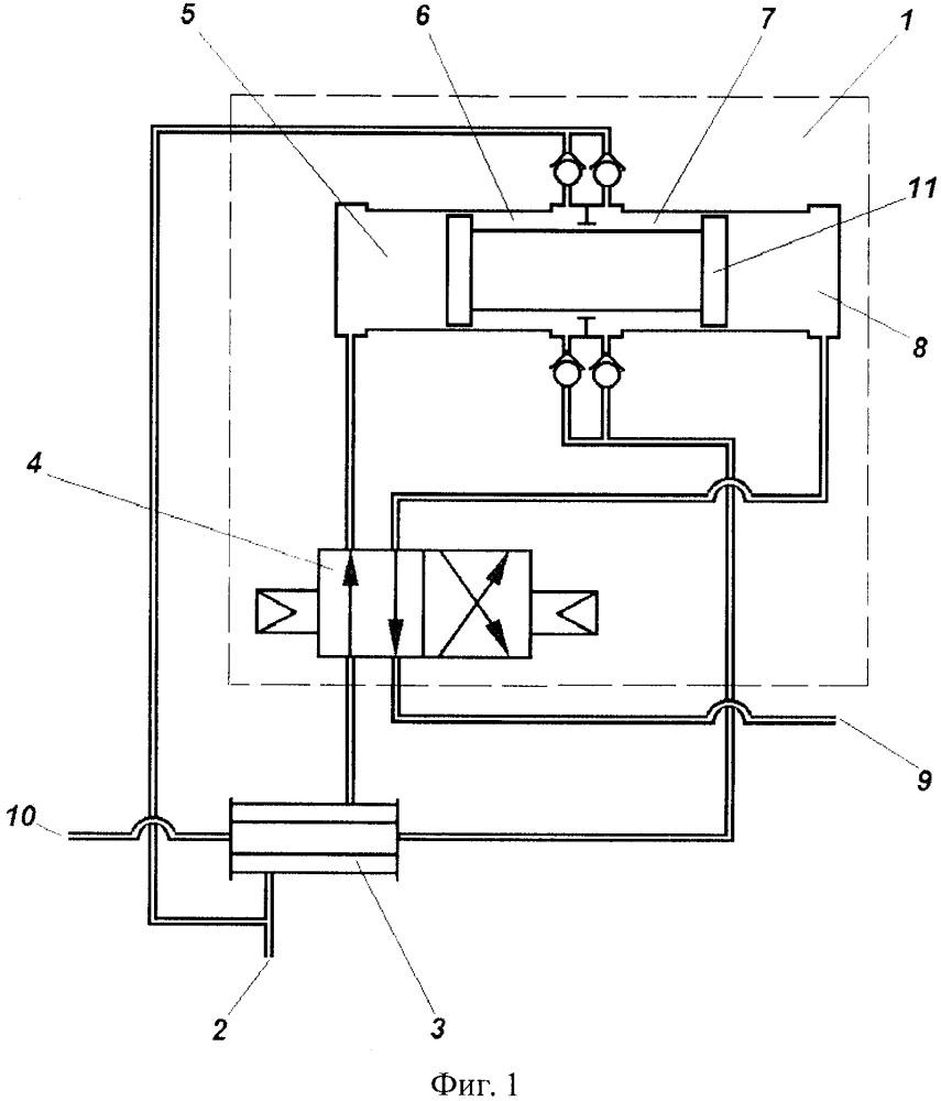 Способ производства компримированного природного газа на газораспределительной станции и бустер-компрессор с газовым приводом для реализации такого способа