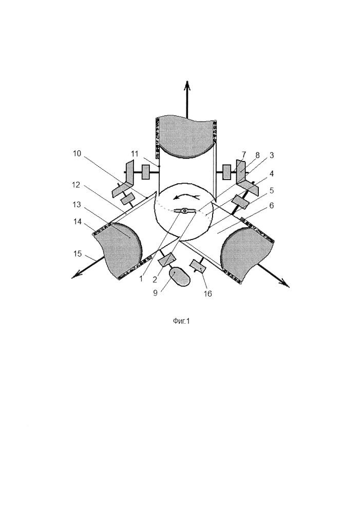 Устройство для приготовления изделий из смеси быстрополимеризующихся жидкостей