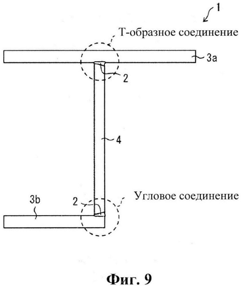 Полученный лазерной сваркой стальной профиль и способ его получения