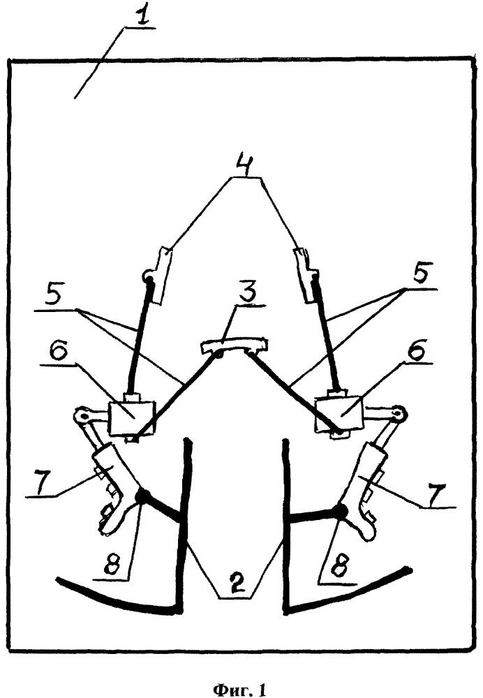 Ортопедический стол для статико-динамической гимнастики