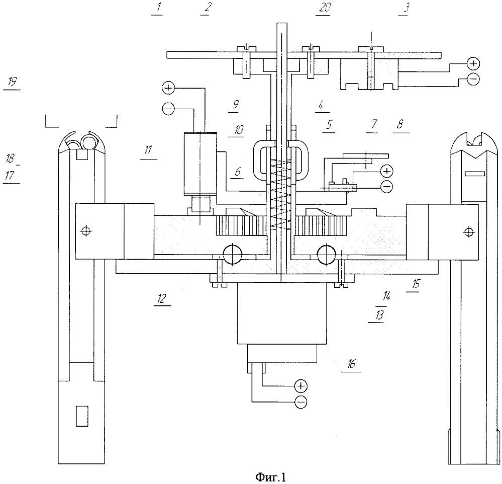 Механизм автоматической замены штатных магазинов стрелкового оружия