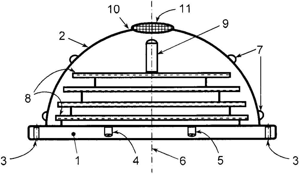Микропроцессорное информационно-управляющее устройство умный дом для отдельного помещения