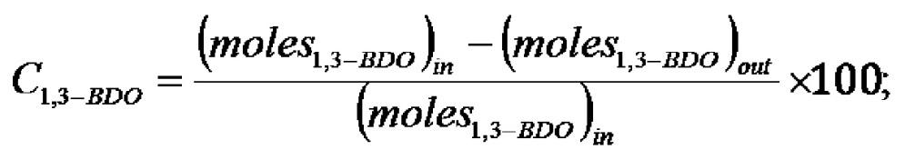 Способ производства 1,3-бутадиена из 1,3-бутандиола