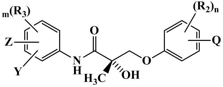 Способы лечения урологических нарушений с применением селективных модуляторов андрогеновых рецепторов
