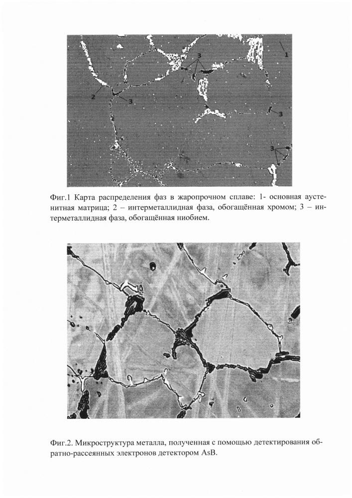 Жаропрочный сплав аустенитной структуры с интерметаллидным упрочнением