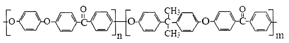 Ароматические сополиариленэфиркетоны и способ их получения