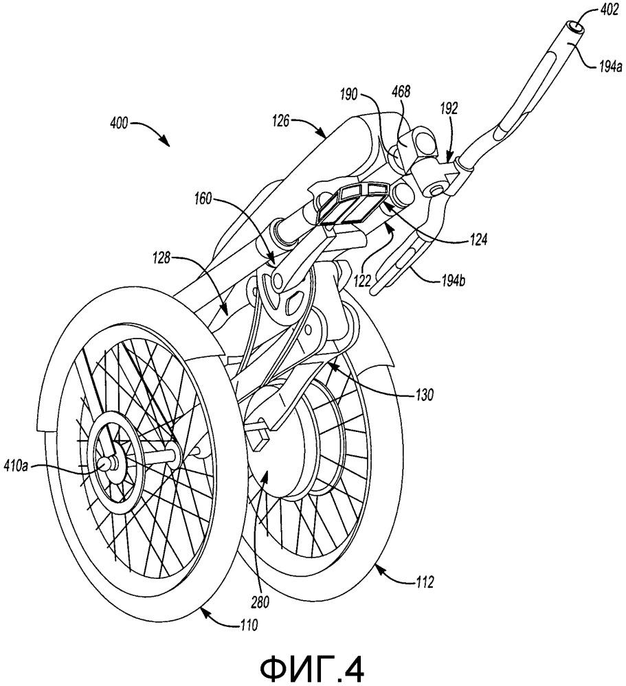 Велосипедная рама и велосипед