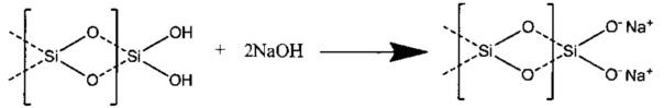 Частицы диоксида кремния типа ядро-оболочка и их использование в качестве антибактериального агента