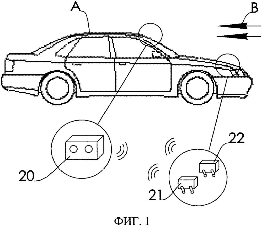 Устройство для транспортных средств, позволяющее автоматизировать работу фар дальнего света, в комплекте с электронным блоком для снижения оптических искажений