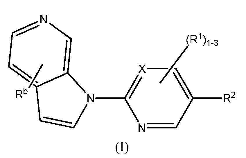 Пирроло[2,3-с]пиридины в качестве визуализирующих агентов для нейрофибриллярных клубков