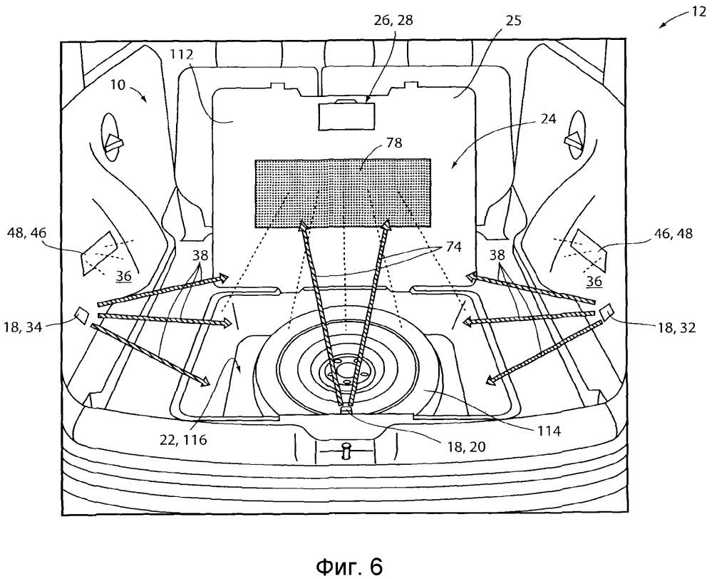 Осветительное устройство транспортного средства (варианты) и осветительное устройство для транспортного средства