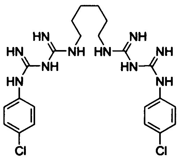 Солюбилизация хлоргексидина основания, антисептическая и дезинфицирующая композиции
