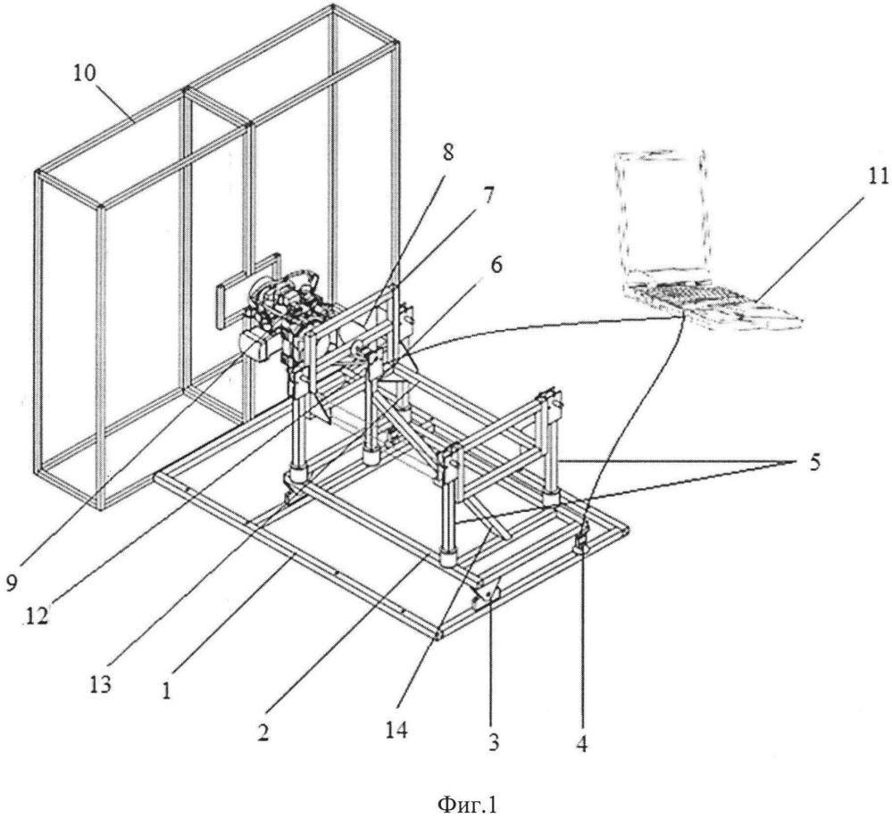 Устройство для испытаний и диагностики двигателей внутреннего сгорания