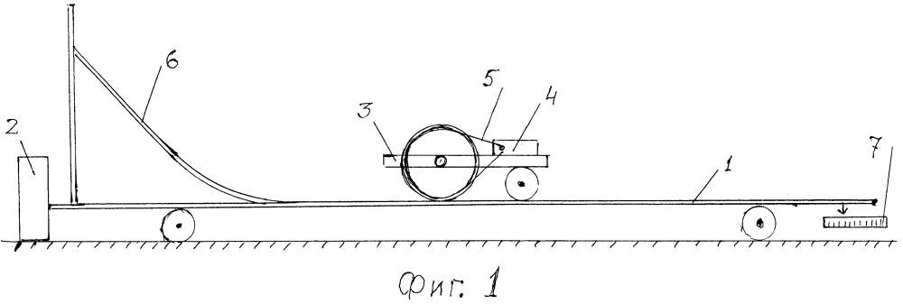 Устройство для изучения влияния рекуперативного торможения на механический импульс системы физических тел