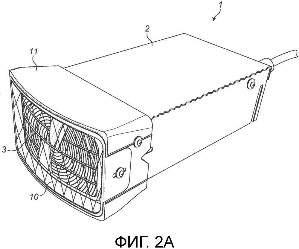 Холодноплазменное устройство для обработки кожи