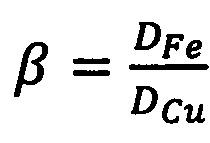 Способ селективного извлечения железа (iii) и марганца (ii) из водных растворов