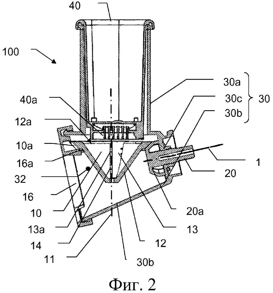 Устройство для переработки пищевых продуктов, содержащее по меньшей мере один вращающийся инструмент для спиральной нарезки