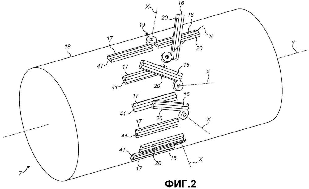 Разрезание и укладка палочек для изделий табачной промышленности