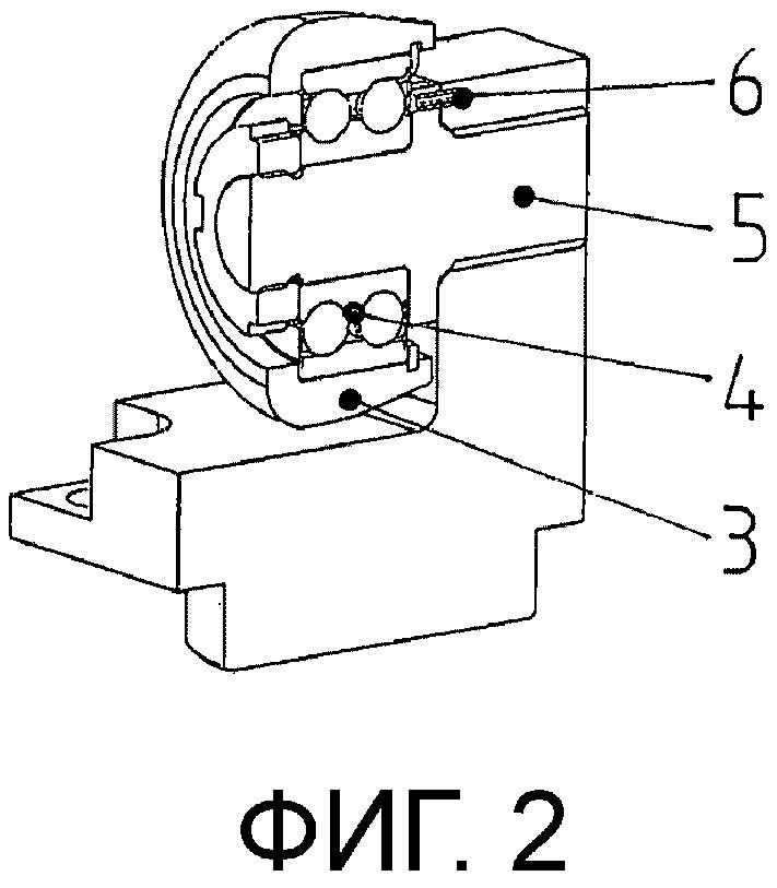 Накатный блок для упрочняющего накатывания поверхностей катания колес рельсовых транспортных средств