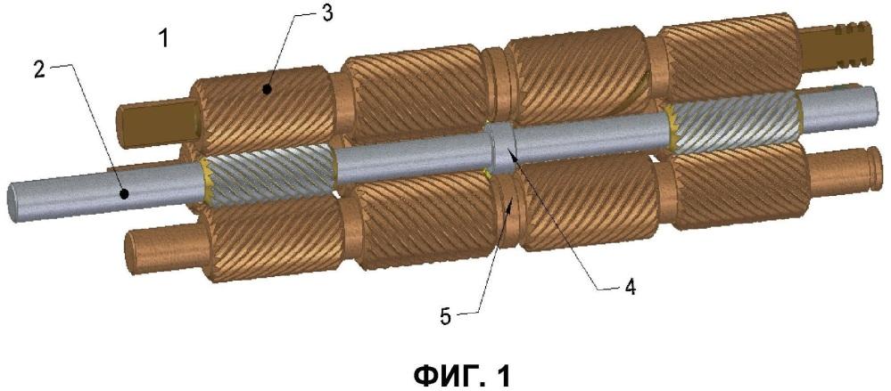 Передаточный механизм, ролико-винтовой редуктор, содержащий передаточный механизм, и способ его сборки