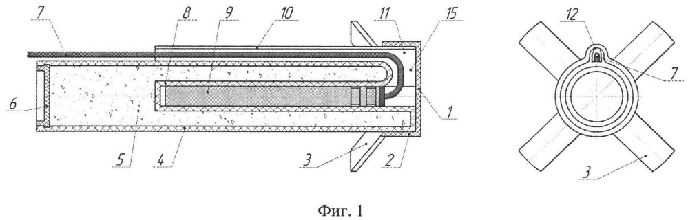 Промежуточный детонатор для скважинных зарядов (варианты)