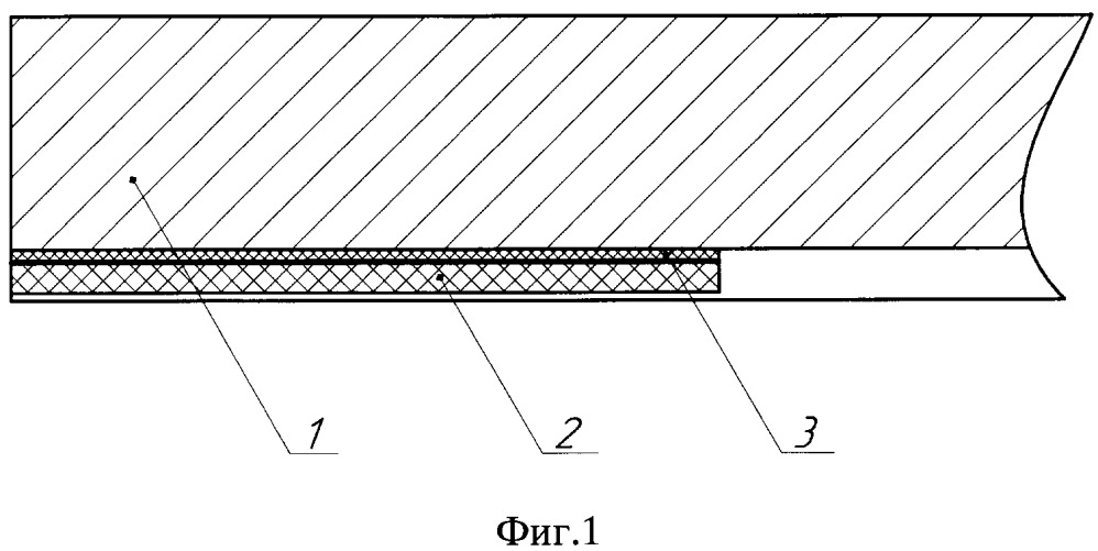 Способ установки тензорезисторов