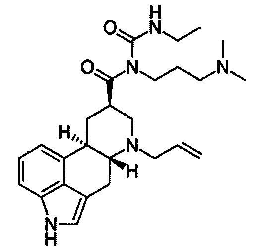 Применение каберголина в лечении патологических состояний, вызванных повышенными уровнями фактора роста эндотелия сосудов