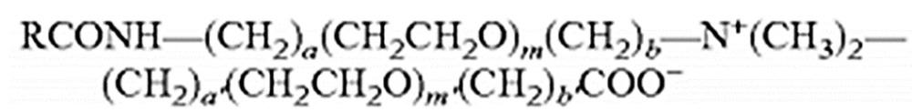 Загуститель водного раствора кислоты, способ загущения водного раствора кислоты и способ добычи нефти с применением указанного загустителя, набор компонентов для загущения водного раствора кислоты и композиция для осуществления кислотного гидравлического разрыва пласта, включающие указанный загуститель