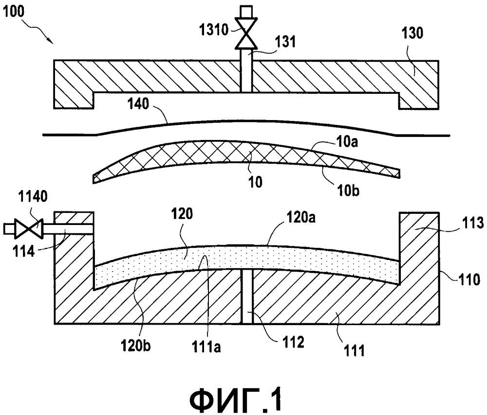 Способ изготовления огнеупорной детали из композиционного материала
